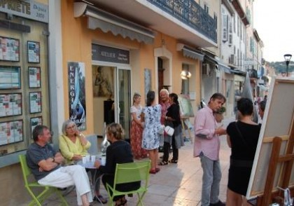 Vernissage sept Vallauris033