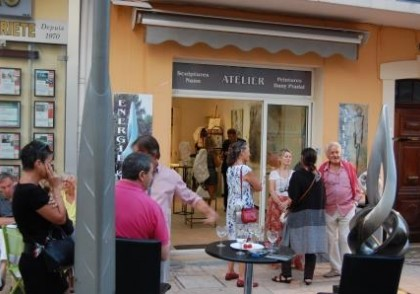 Vernissage sept Vallauris034